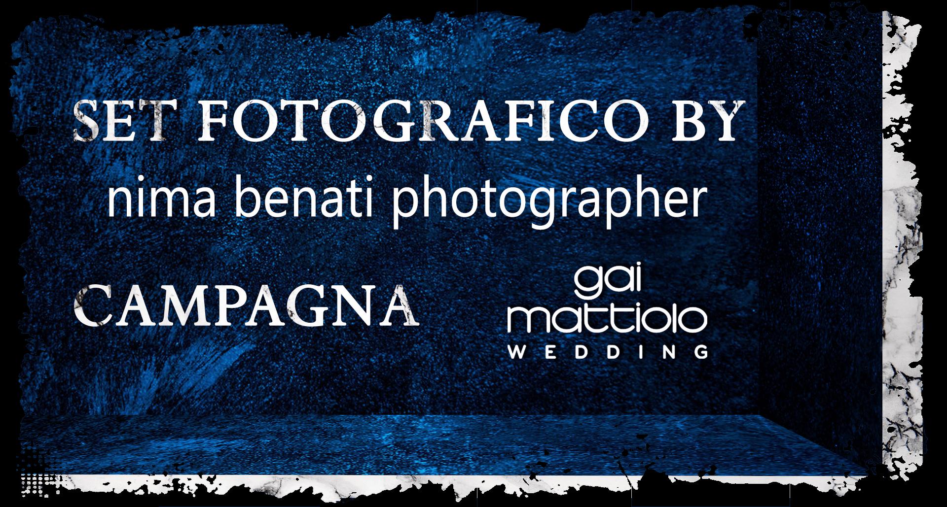 Set fotografico